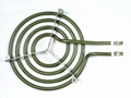 thermocouple sheath/nickel and stainless steel welded tube
