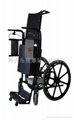 手动站立轮椅