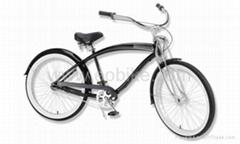 Beach Cruiser Bicycle---J26B26
