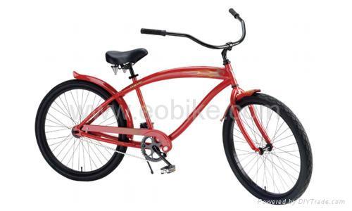 Beach Cruiser Bicycle--J26B29 1