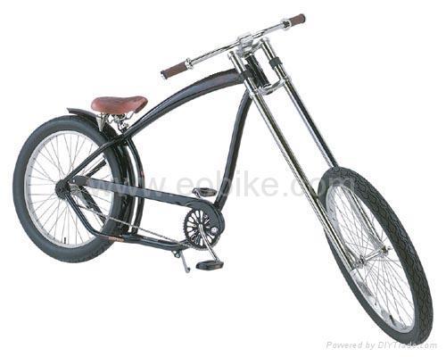 Beach Cruiser Bicycle--J26B37 1