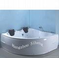 whirlpool bathtub (SK-S-306)