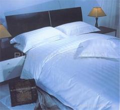 供应酒店用床上用品套件