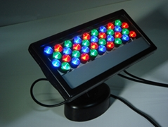 Power LED wall washer