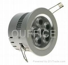 Power LED downlight