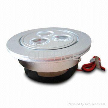 Power LED downlight 2