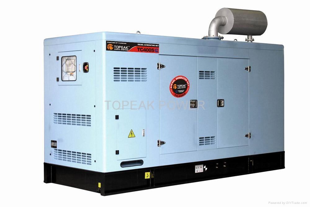 Chinese Diesel Generator Wiring Diagram : Cummins soundproof diesel generator set new digital