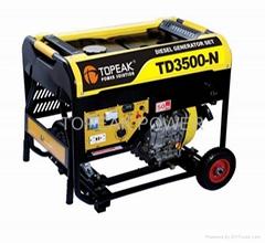 NEW TYPE: Diesel generator