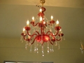 crystal lamp chandelier Ceiling lamp