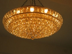 ceiling lamp Lampshade  Lighting  Glassware  Crystal  Lampcover
