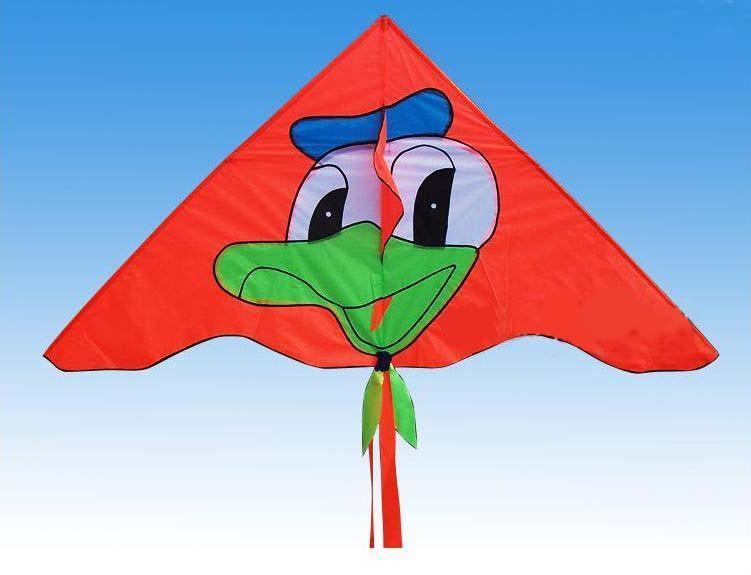 卡通三角风筝