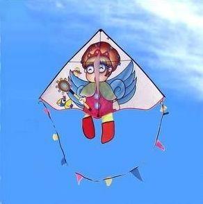卡通三角风筝 5