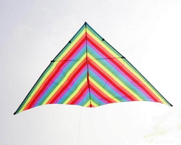 三角风筝图片