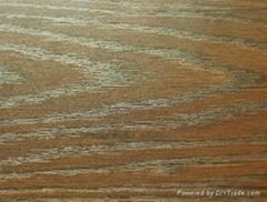 Realwood laminate flooring