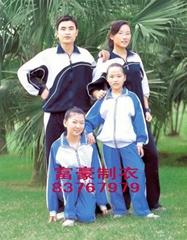 东莞制衣厂专产标准中小学校服