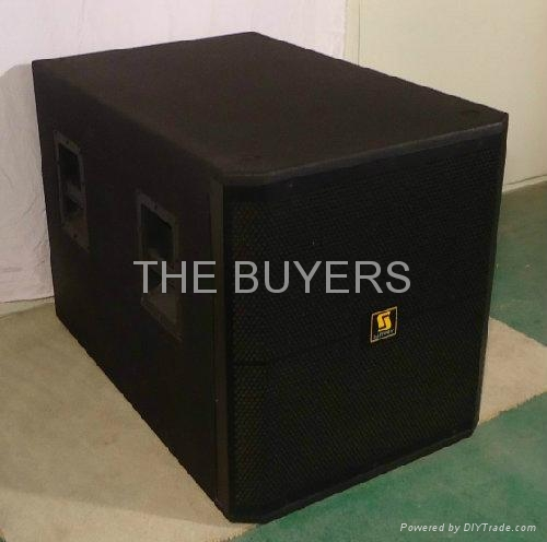 High Power Subwoofer Speaker ( SRX718S ) 2
