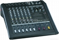 PMX6 6Channel Powered Professional Mixer