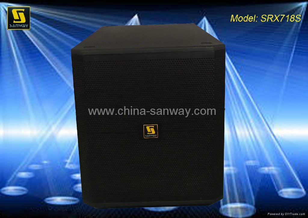 High Power Subwoofer Speaker ( SRX718S ) 1
