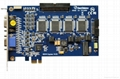 Geovision DVR  Card GV-800 PCI-E V8.5 (Hot Product - 1*)