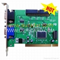 Video Capture Card GV-250 16CH