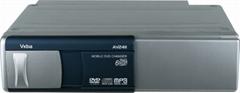 7寸吸入式车载DVD播放器 (带电视接收功能)