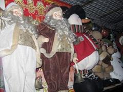 圣诞老人(声控)1.6M/1.8M/1.9M须会发光