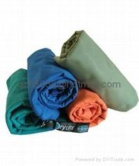 microfier suede towel