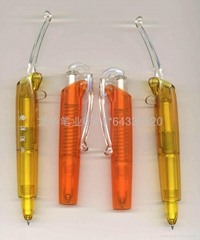 虾笔,广告笔,礼品笔,圆珠笔LH0022