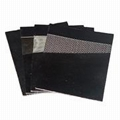 REINFORCED GRAPHITE SHEETS