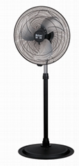 """18""""、20"""" commercial fans ( stand type)"""