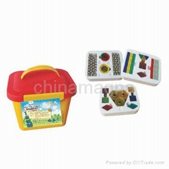 Toys-magnetic toys, educational toys
