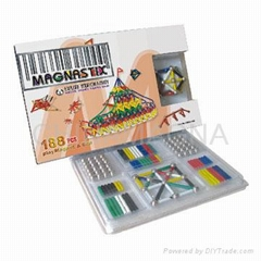 Toys, educational toys, magnets, magnetic assemblies