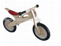 wooden training bike 1