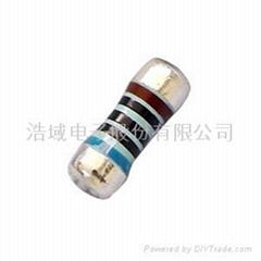 晶圆电阻,柱状表贴电阻