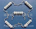 金属氧化膜电阻器