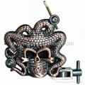 浮雕纹身机雕刻纹身机tattoo machine 纹身枪 2