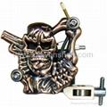 浮雕纹身机雕刻纹身机tattoo machine 纹身枪 4