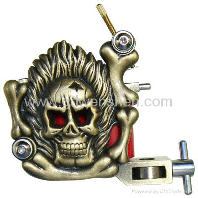 浮雕纹身机雕刻纹身机tattoo machine 纹身枪 5
