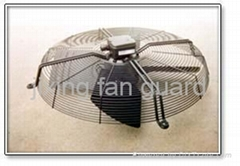 Industrial fan guard