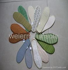 1) Materials:bamboo filament
