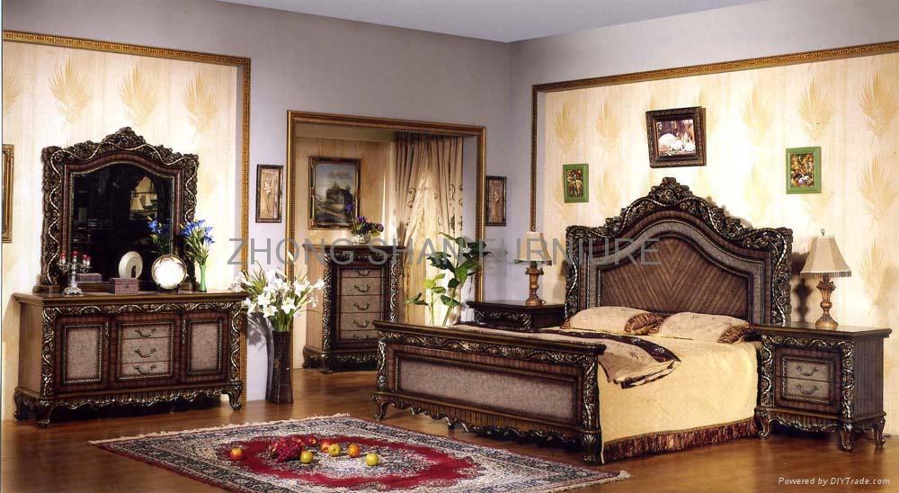 古典欧式套房家具