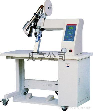 hot air seam sealing machine& tape, heat melt adhesive tape,non-woven cloth,PVC 1