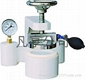 hot air seam sealing machine& tape, heat melt adhesive tape,non-woven cloth,PVC 3