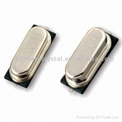 SMD Type Crystal Resonators