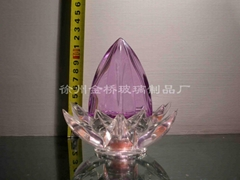 lotus perfume bottle
