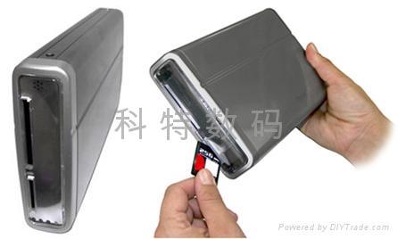 3.5寸读卡硬盘播放器 1