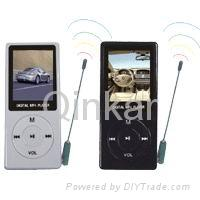 Car MP3 player with FM Transmitter 1