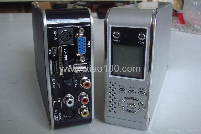 3.5寸硬盘播放器 2