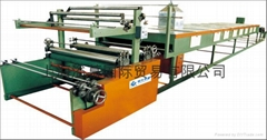 ADHESIVE TAPE LAMINATING MACHINE