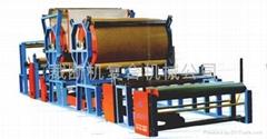 Multi-Function Sponge Adhering Machine